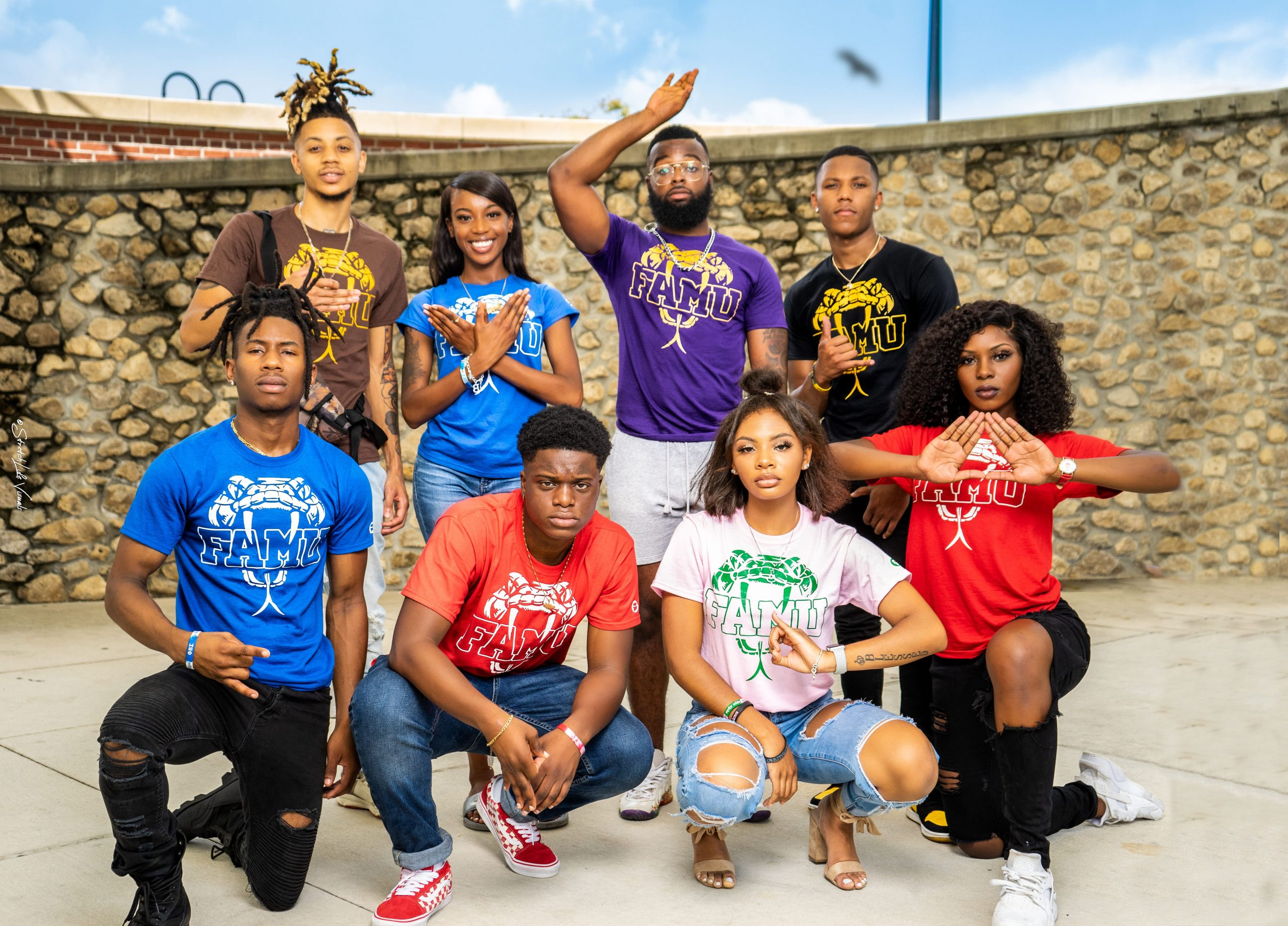 HBCU BAE Lifestyle Collection
